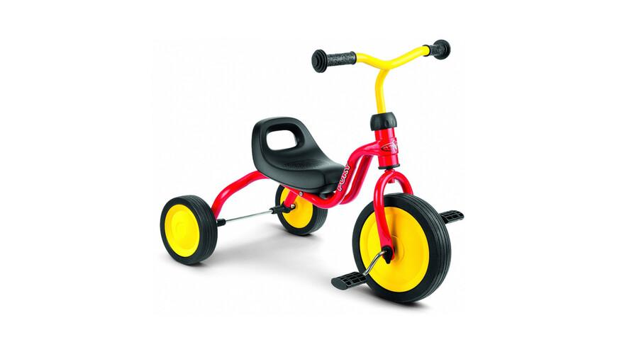 Puky Fitsch Trehjuling Trehjuling gul/röd